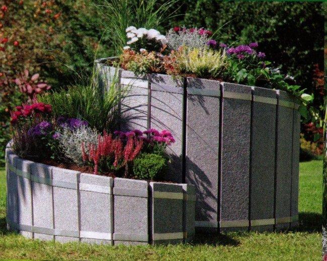 kr uterspirale granit 95610 graf bauzentrum. Black Bedroom Furniture Sets. Home Design Ideas